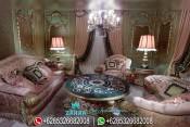 Kursi Sofa Tamu Mewah Jumbo Ukir Klasik Terbaru Nabucco PMJ-0046