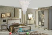 Set Tempat Tidur Klasik Modern Murah Mewah Terbaru Taciana PMJ-0010