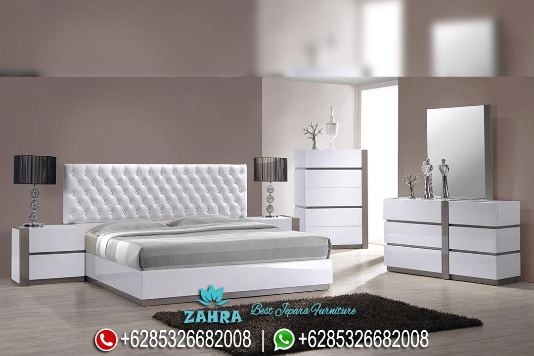 Kamar Tidur Minimalis Modern Putih Voco Terbaru PMJ-0043