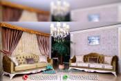 Kursi Sofa Tamu Mewah Klasik Ukir Jepara Terbaru PMJ-0059