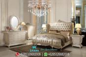 Set Kamar Tidur Klasik Modern Duco Mewah Terbaru PMJ-0048