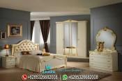 Set Kamar Tidur Jepara Klasik Modern Mewah Terbaru PMJ-0001