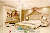 Set Kamar Tidur Mewah Elegant Modern Terbaru PMJ-0040
