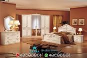 Kamar Tidur Mewah Klasik Modern Rossella PMJ-0030